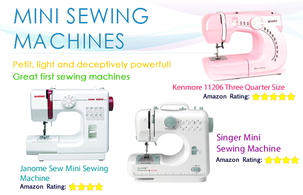 Mini Sewing Machine Pros and Cons