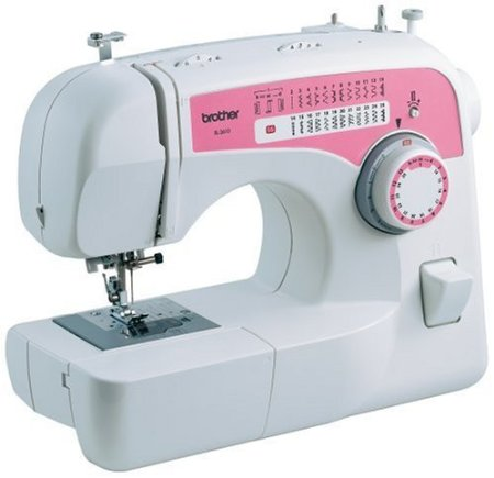Brother XL2610 Free-Arm Sewing Machine with 25 Built-In Stitches